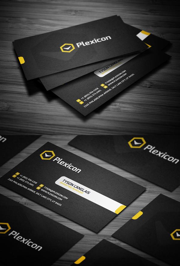 25 ejemplos de creativas y profesionales tarjetas de presentación ...