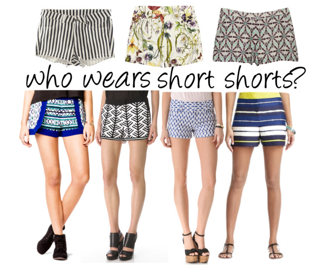 #shorts for #summer on the blog.