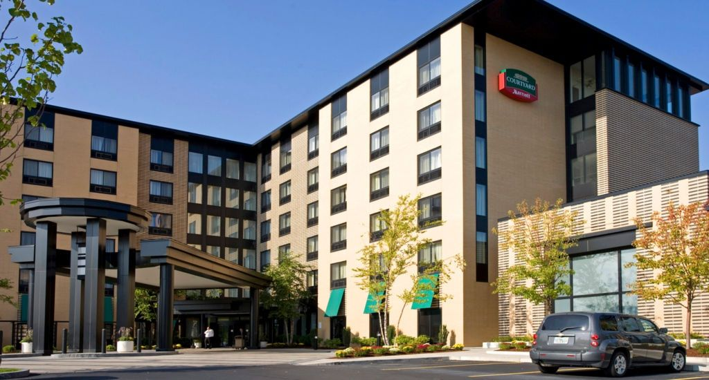 Courtyard BostonSouth Boston Boston business hotels