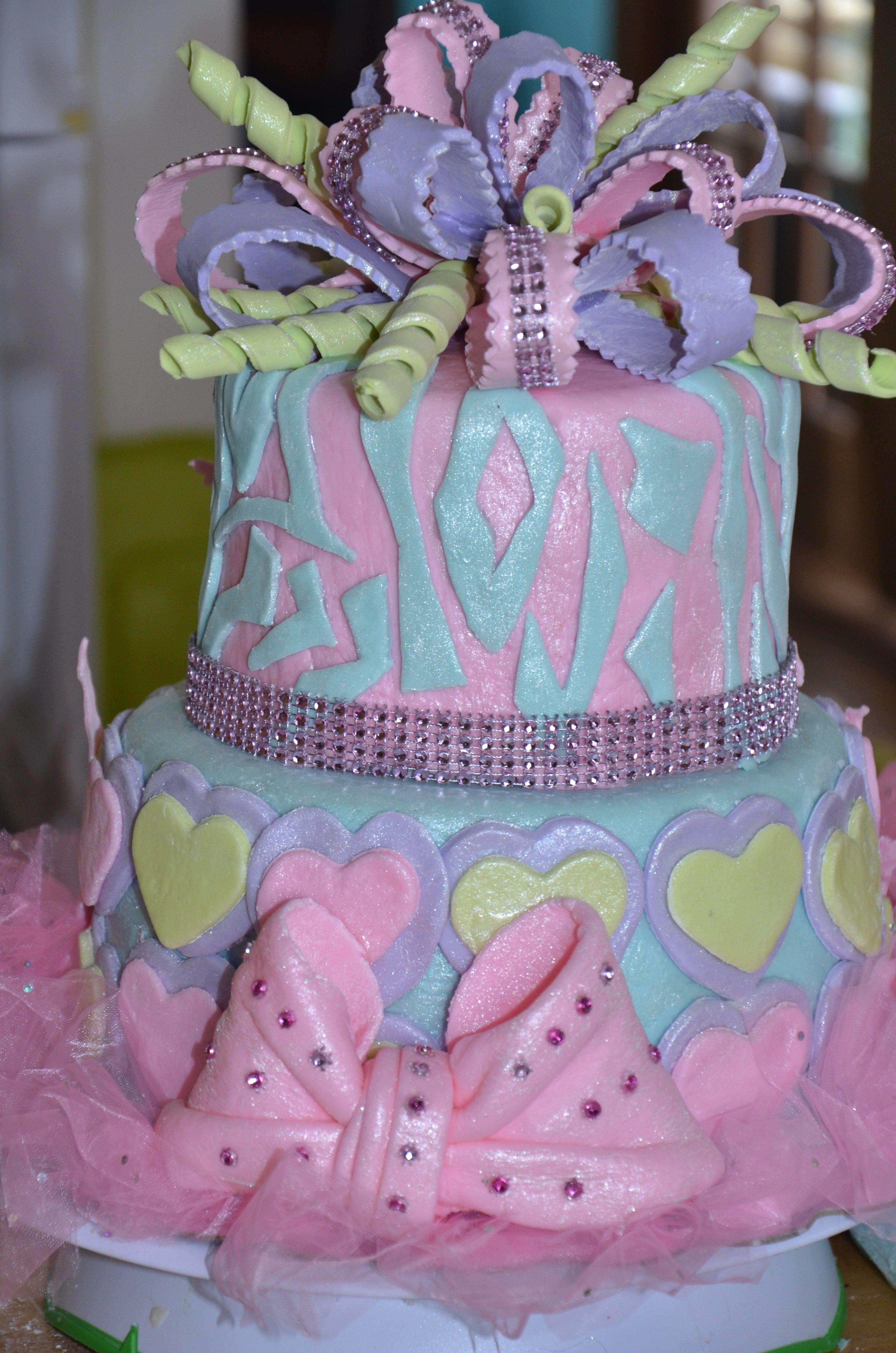23 Pretty Photo Of Order Birthday Cake Custom Cakes Grace
