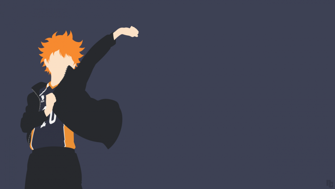 Minimalist Anime Android Iphone Desktop Hd Backgrounds Wallpapers 1080p 4k 124068 Hdwallpapers An Haikyuu Wallpaper Anime Canvas Anime Background