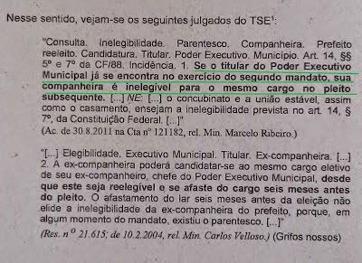 RN POLITICA EM DIA: MP AJUIZOU PEDIDO DE IMPUGNAÇÃO DE CANDIDATA A PRE...