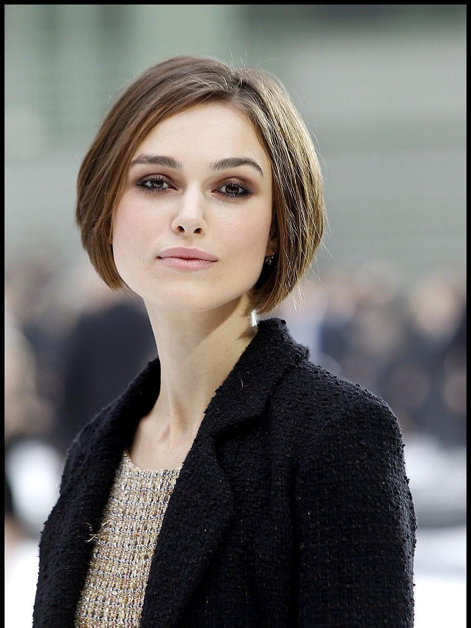 Chanel Hair Style keira knightley bob hairstyle pinterest 2549 by stevesalt.us