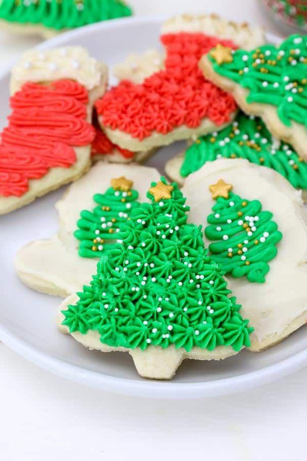 Best Sugar Cookie Recipe Soft Cut Outs