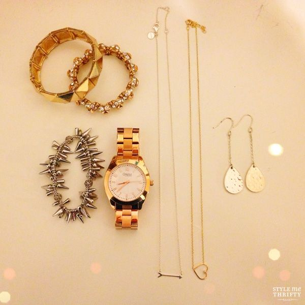 A howto on mixing silver and gold jewelry Accessorize