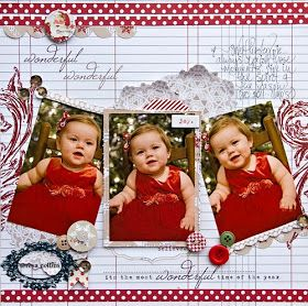 TERESA COLLINS DESIGN TEAM: The Most Wonderful Time Of The Year - Post by Leslie Ashe using Santa's List