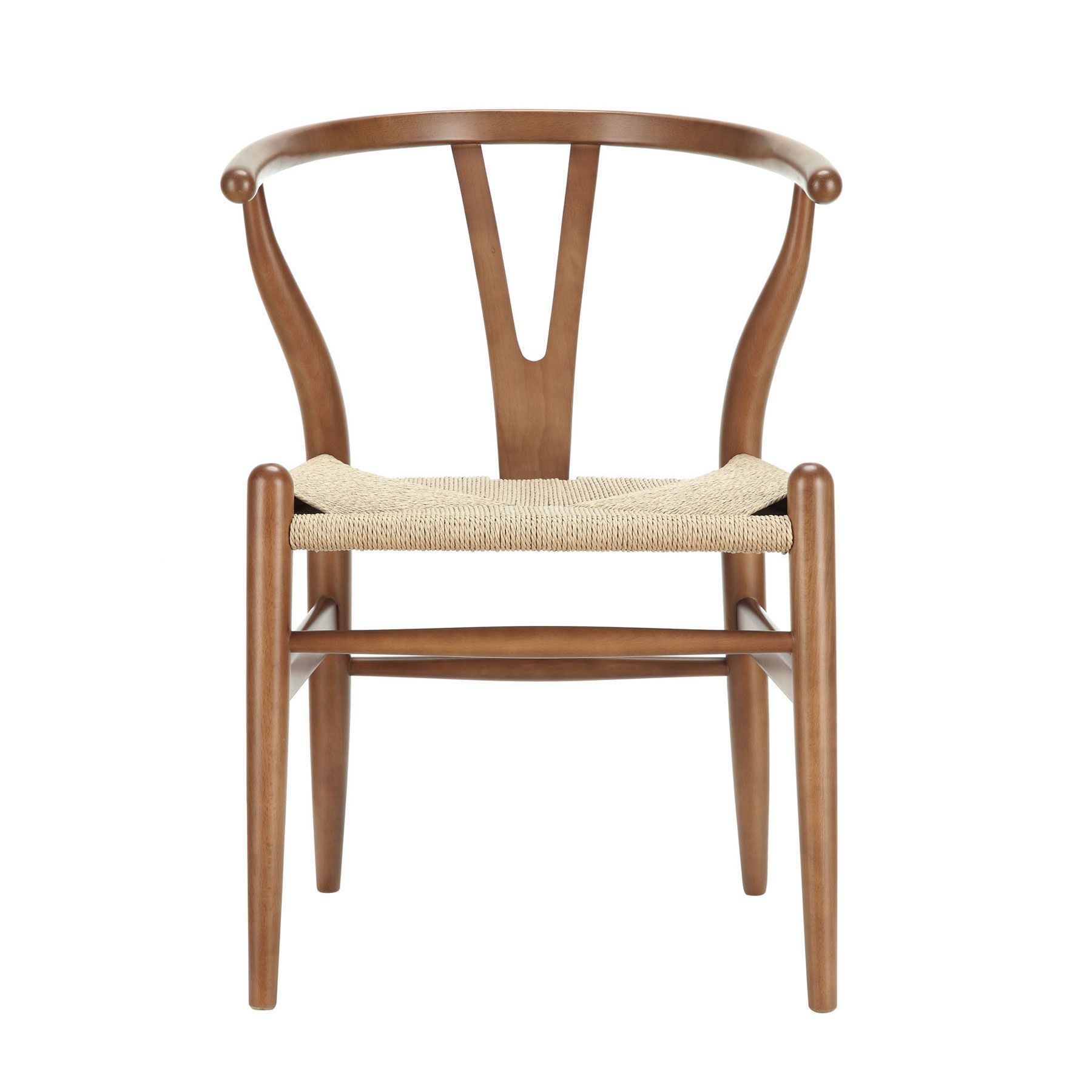 Marrying spartan-lined wood with modern design, this Woven Shaker Chair makes a great match with a rustic harvest table or modern dining table. The tightly woven seat and simple, sturdy foundation make... Find the Woven Shaker Chair, as seen in the Modern Rustic Retreat Collection at http://dotandbo.com/collections/modern-rustic-retreat?utm_source=pinterest&utm_medium=organic&db_sku=EEI0061-wal