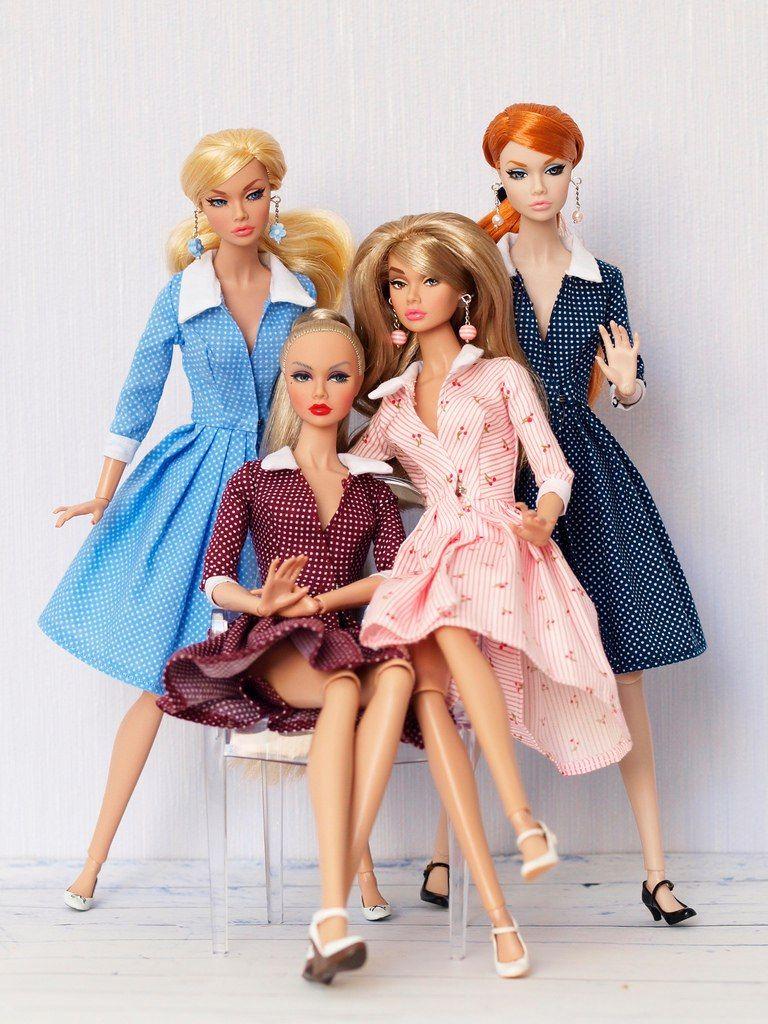 Barbie Rukodelie Vyazhem Shem Masterim Vk Elsa