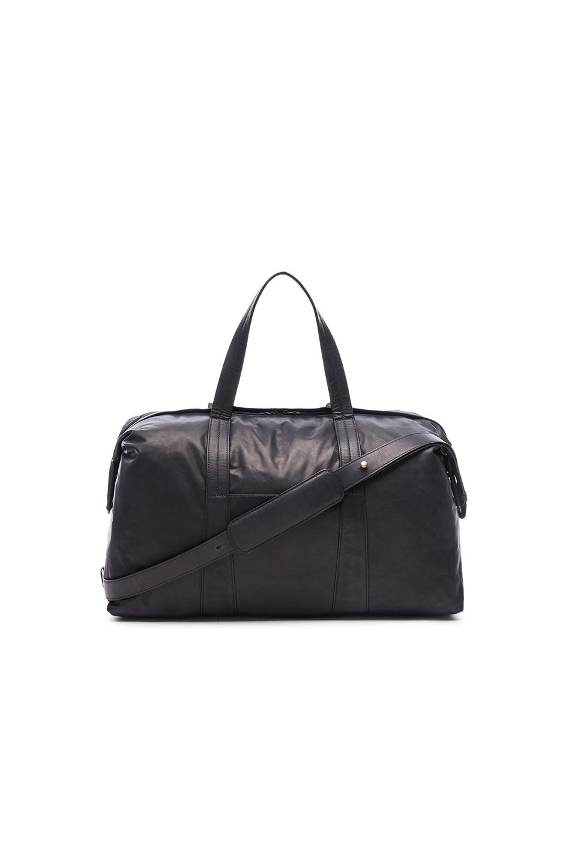Maison Margiela Duffel Bag in Black