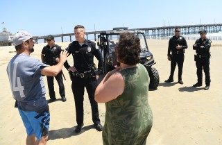 California stayathome order faces revolts at beaches and
