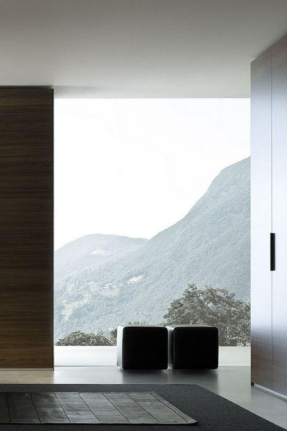 Contemporary minimalistic interior design | Poliform