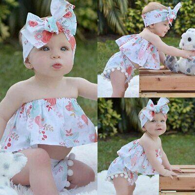 Ropa Para Bebe Recien Nacido Niña Hembra 3 24 Meses Monos Conjunto Para Niñas 3P