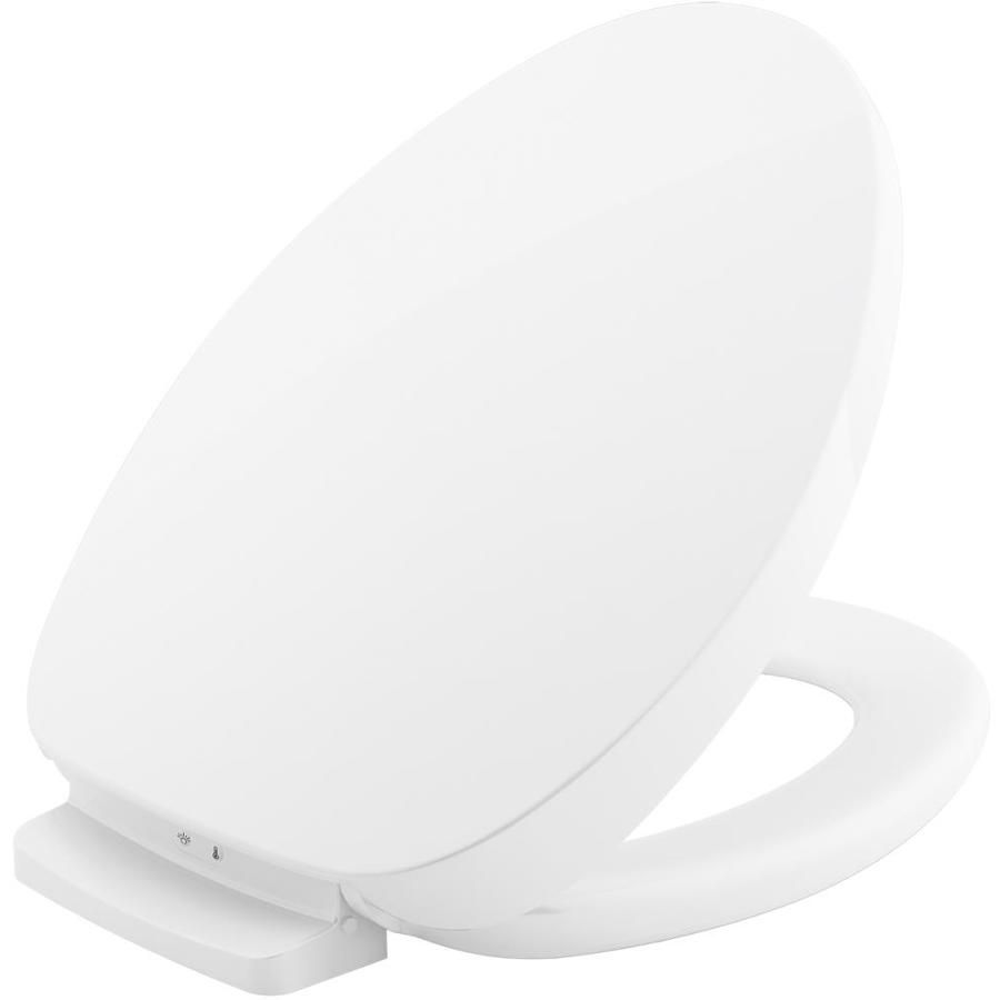 Kohler Purewarmth Plastic Elongated Slow Close Heated Toilet Seat