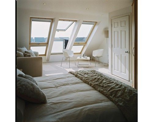 Wake up to the VELUX CABRIO balcony system - it'll put a ...