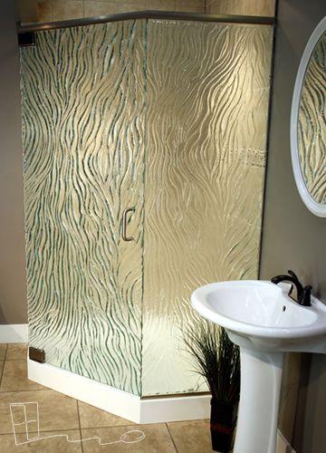 Glass Options Cast Glass Patterns Shower Enclosures Cyber Shower Door Glass Shower Doors Shower Doors Rain Glass Shower