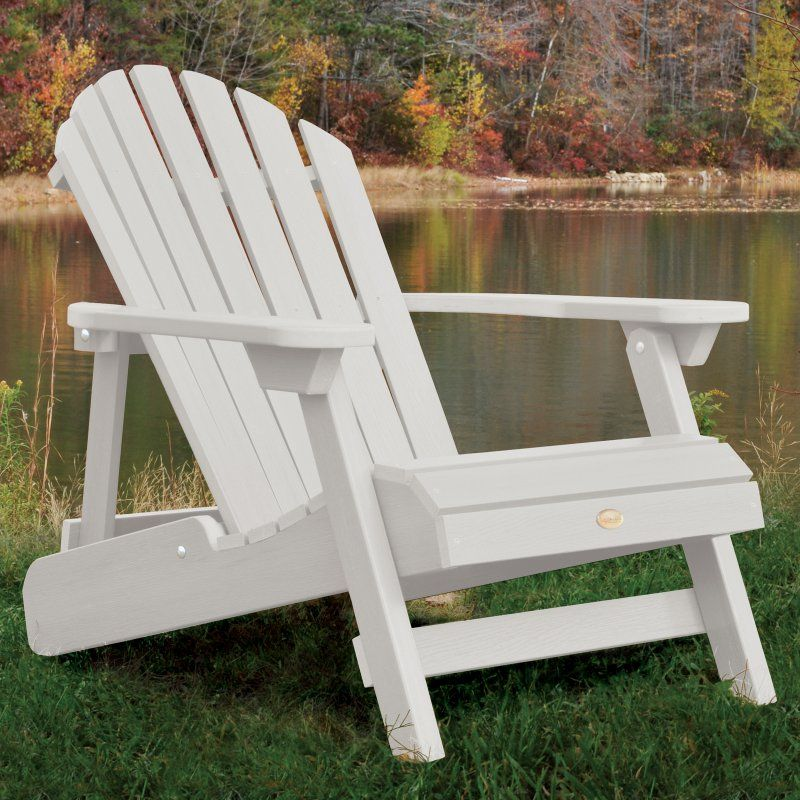 Outdoor Highwood® Hamilton Folding & Reclining Adirondack