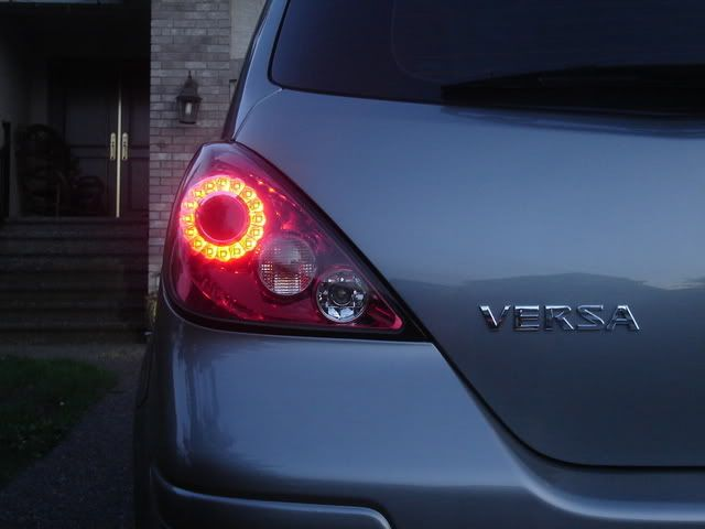 LED Tail Light   Versa   Pinterest   Led tail lights, Tail light and ...