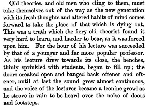 Oliver Wendell Holmes (1861), Medical Essays