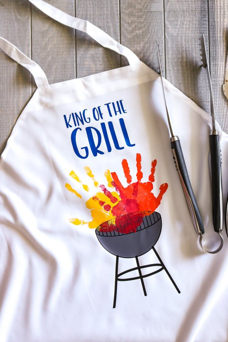 Free But first don't forget to download this one which includes 1 file in svg. Handprint Bbq Aprons Handmade Father S Day Gifts Diy Father S Day Gifts Diy Gifts For Dad SVG, PNG, EPS, DXF File