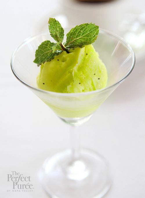 Kiwi Sorbet Recipe: https://www.perfectpuree.com/recipe/kiwi-sorbet/