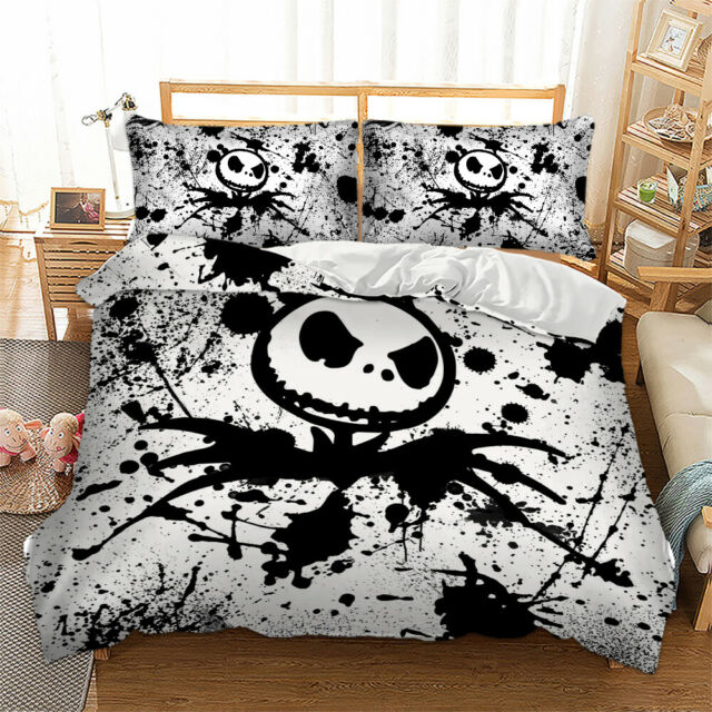 Nightmare Before Christmas Comforter Set Shop Here Https Amzn To 33dqrmv Nightmare Before Christmas Bedding Christmas Bedding Christmas Bedroom
