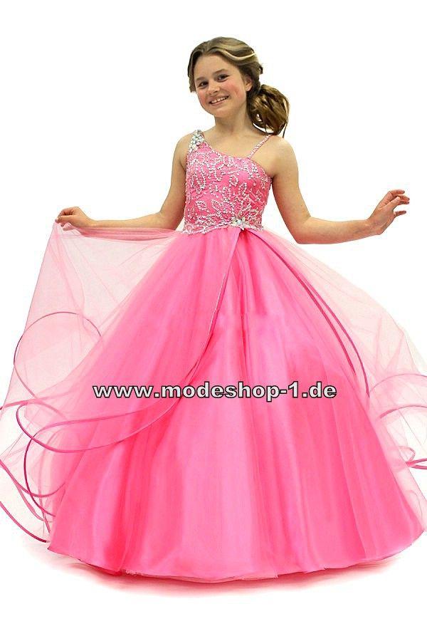 Cinderella Ballkleid Abendkleid für Mädchen Rosanes ...