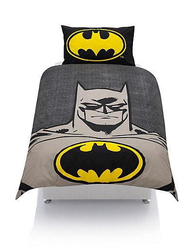 Batman bedding i need this