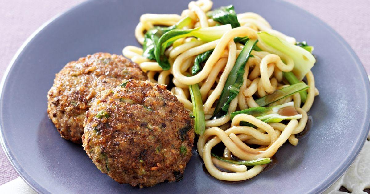Asian-style turkey rissoles | Recipe | Rissoles recipe ...