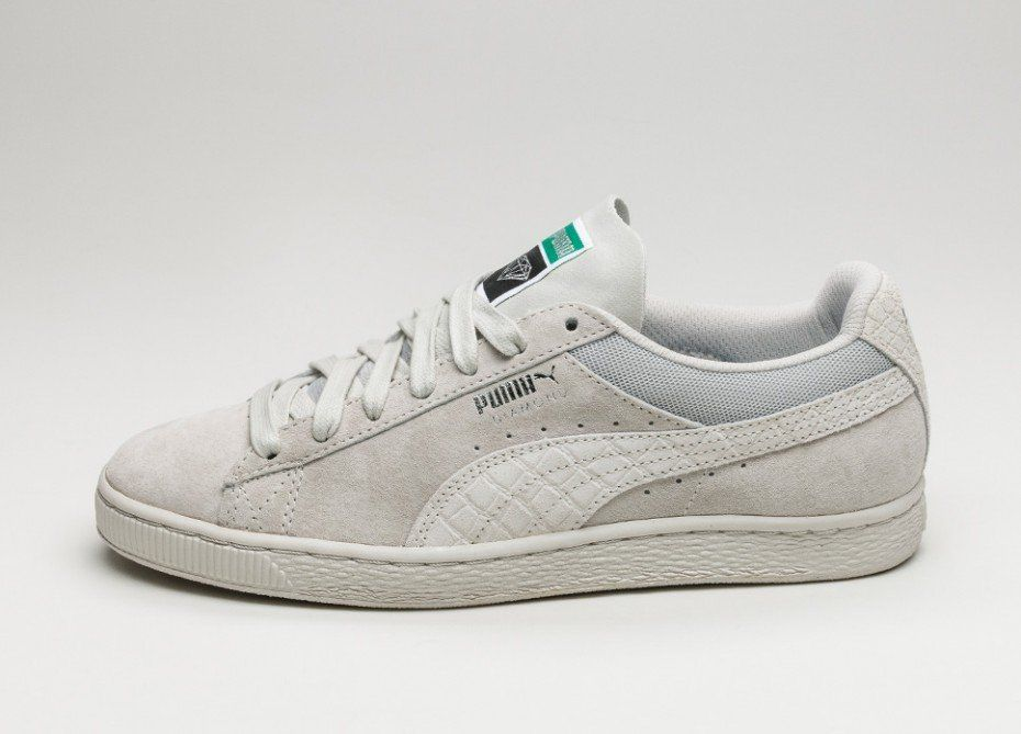 puma suede x diamond