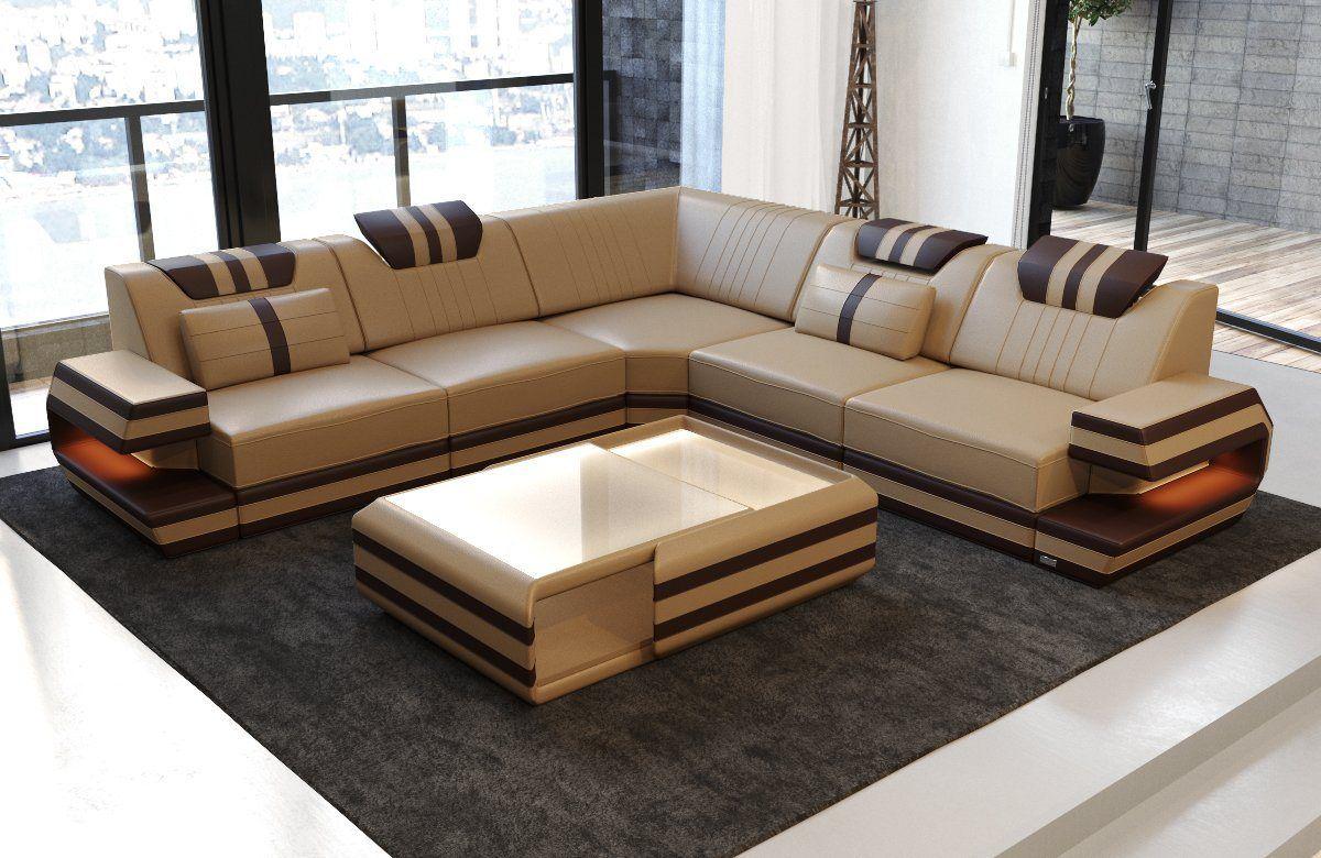 ecksofa »ragusa«, l form | sofa design, ecksofa design und