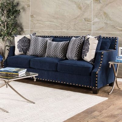 Hokku Designs Bellista Sloped Sofa