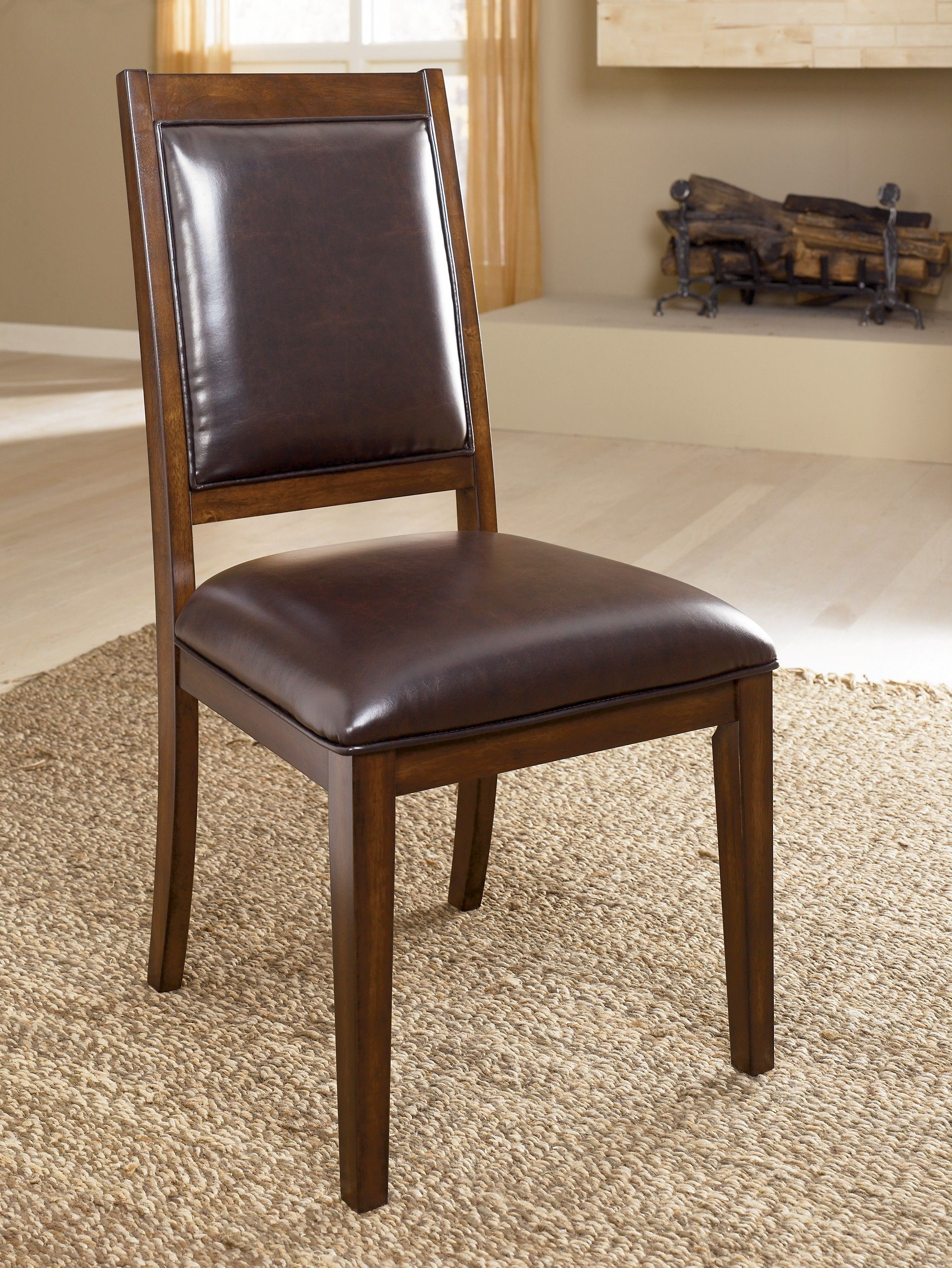 Ashley Holloway D696 01 Signature Design Dining UPH Side Chair 2