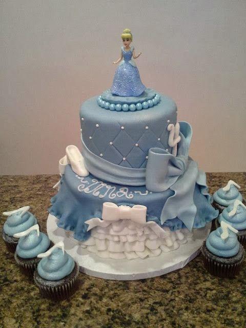 Cinderella Cake Birthdays Pinterest Cake Birthdays and