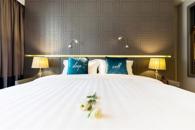 WELL HOTEL BANGKOK ANNOUNCES SOFT OPENING ON NEW YEAR'S DAY  Well Hotel Bangkok Sukhumvit 20 announces the soft opening with the kick off date on New Year's Day, 1 January 2016. To celebrate the holiday season of joy and happiness, the hotel offers introductory rates for guests to experience the new lifestyle wellness hotel in Thailand's capital. The rat...  Read more @ https://www.malaysianfoodie.com/2015/12/well-hotel-bangkok-announces-soft-opening-new-years-day.h