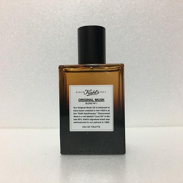 지속력 좋고 냄새 좋고. - #화장품 #향수 #키엘 #머스크 #키엘머스크 #cosmetics #kiehls #originalmusk #perfume #good