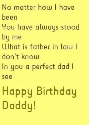 Happy Birthday Quotes For Father In Law Happy Birthday Wishes