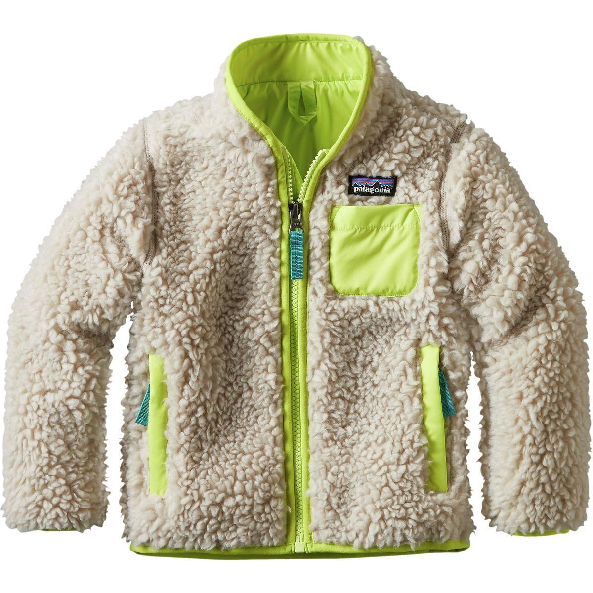 Patagonia Retro X Fleece Jacket Toddler Boys Kids Matttroy