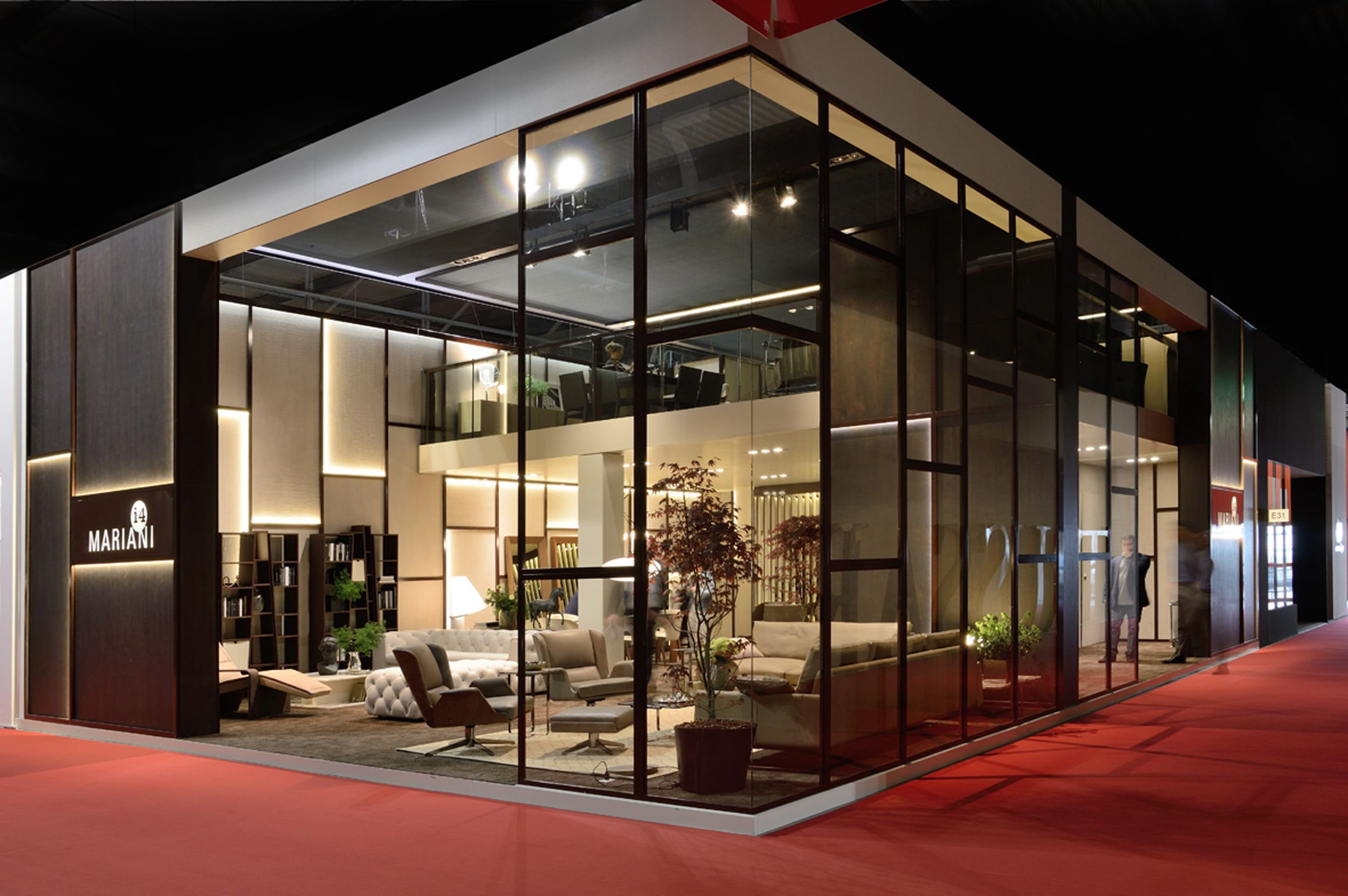 Best Stands Expo Milan : Top italian design at salone internazionale del mobile in