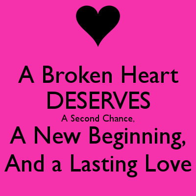 New Love After Heartbreak Quotes. QuotesGram | Heart | Pinterest ...