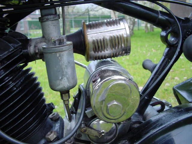 BSA 1928 sloper 500 cc 1 cyl ohv