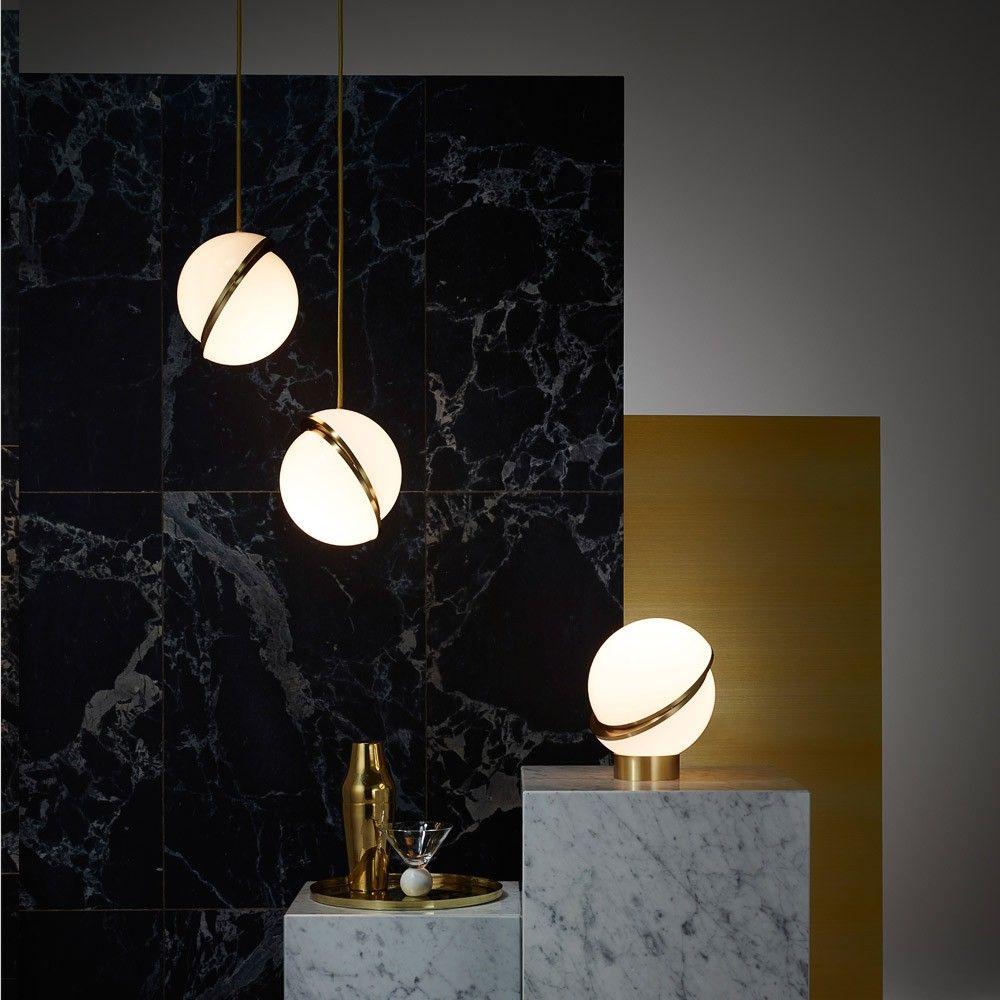 Lee Broom Mini Crescent Light Интерьер In 2019 Lighting