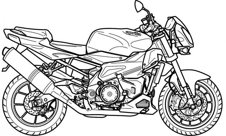 Ausmalbilder Kostenlos Motorrad   Best Style News and ...