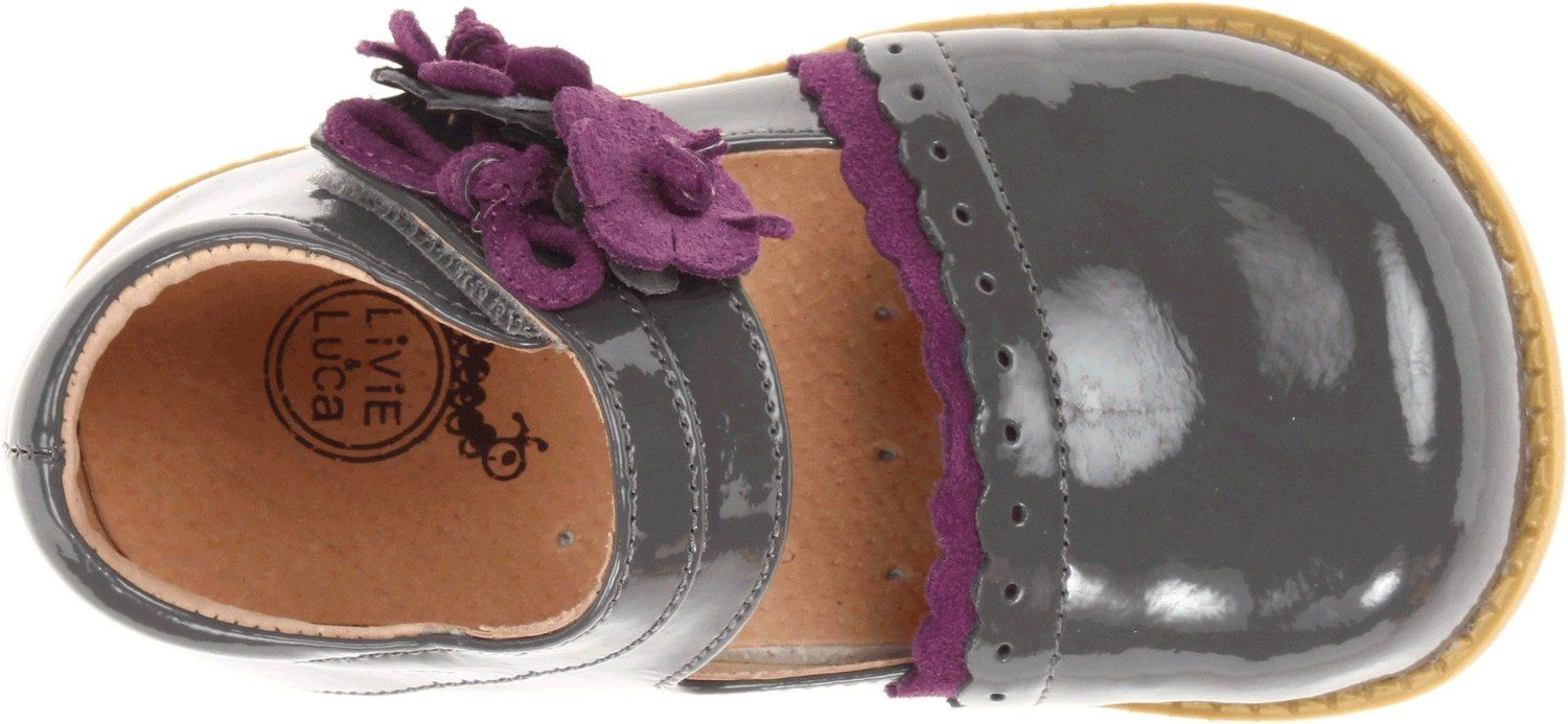 Amazon.com: Livie & Luca T Bluebell Trac Mary Jane (Toddler): Shoes