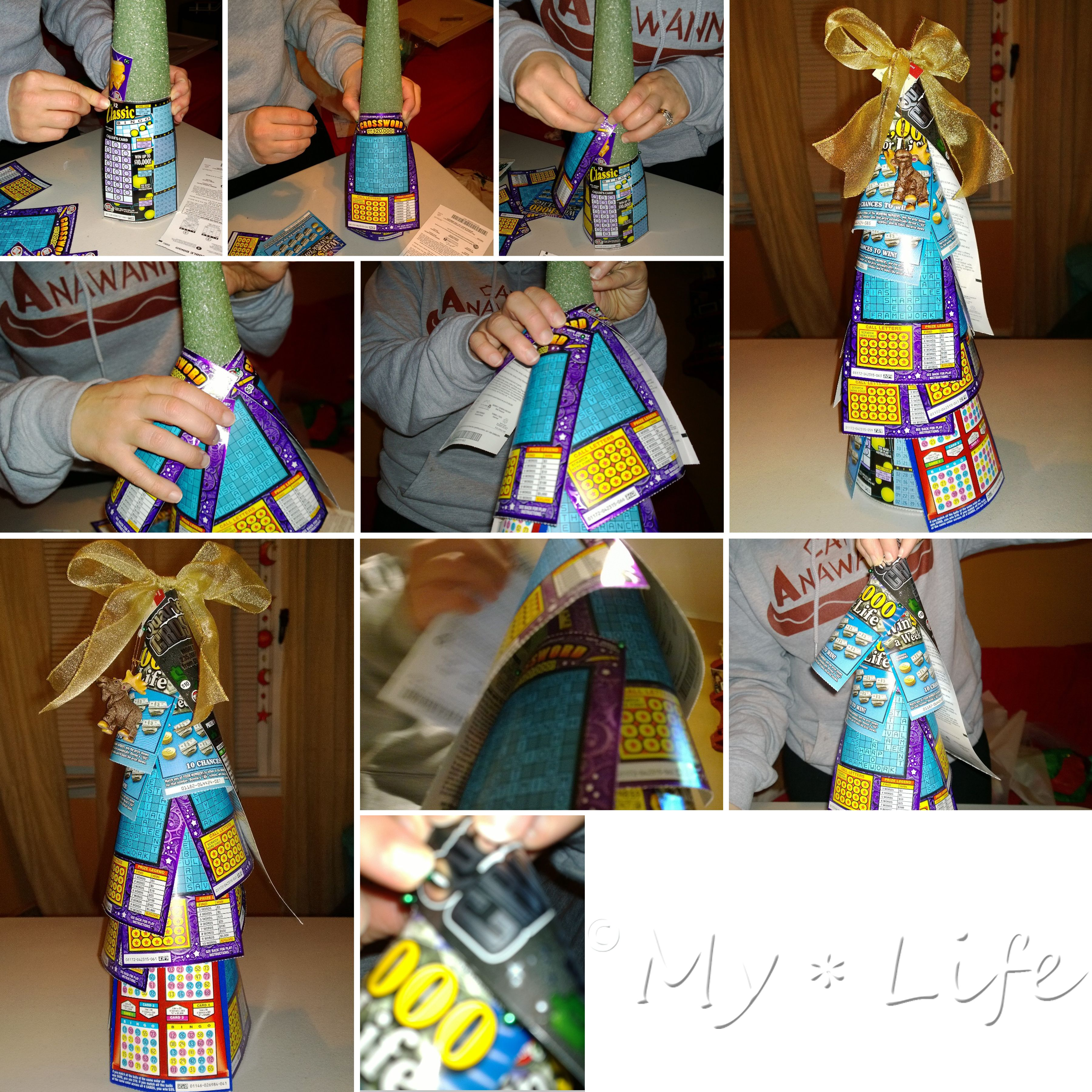 How to make a lottery ticket tree lottery ticket tree