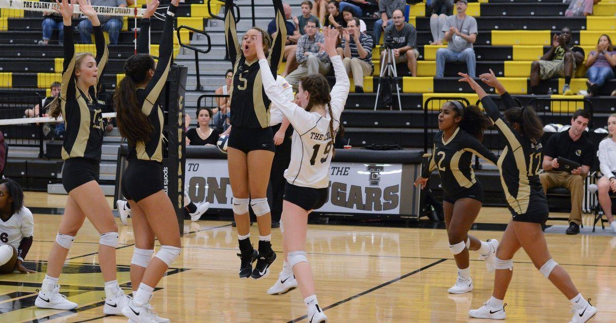 Volleyball spotlight The Colony's multisport star Jayda