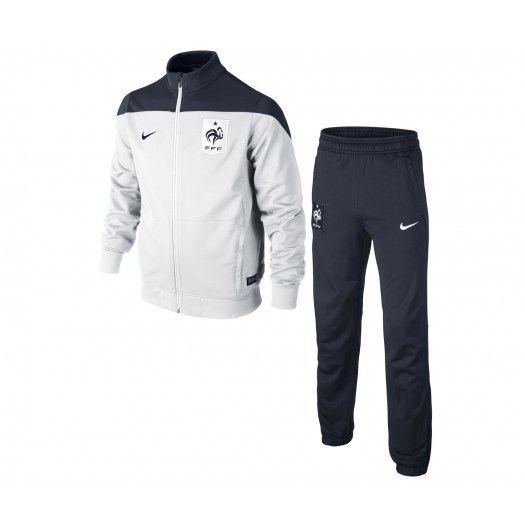 Survêtement FFF Junior Ligne officielle Nike | Boutique