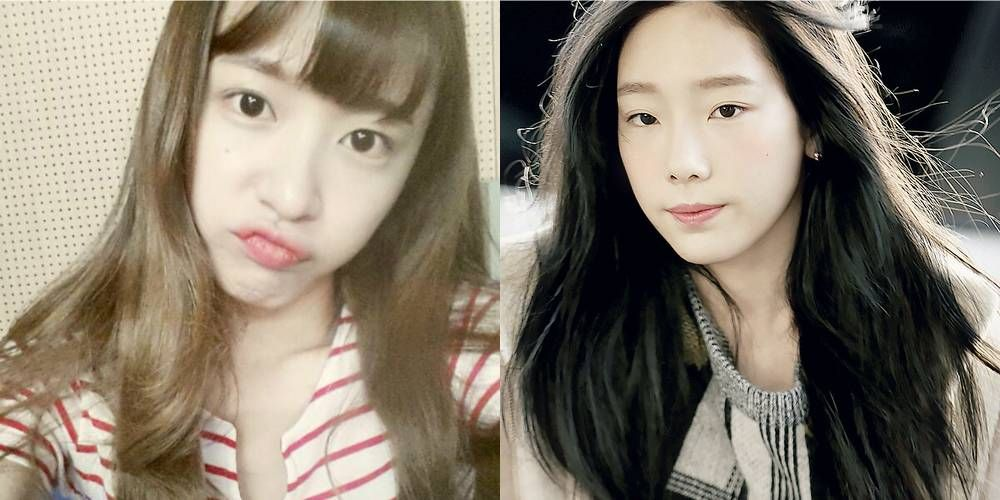 20 Female Idols Fighting For The Title Of Best Bare Face