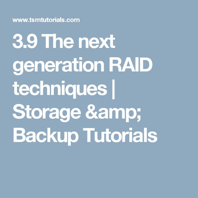 Raid is not a backup