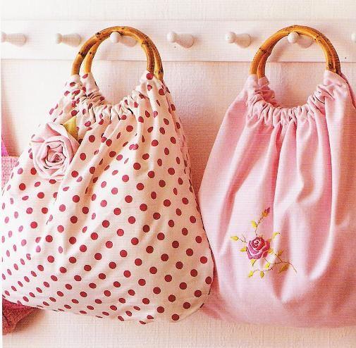 MK Tilda bag with round handles - Forum | nähen | Pinterest ...