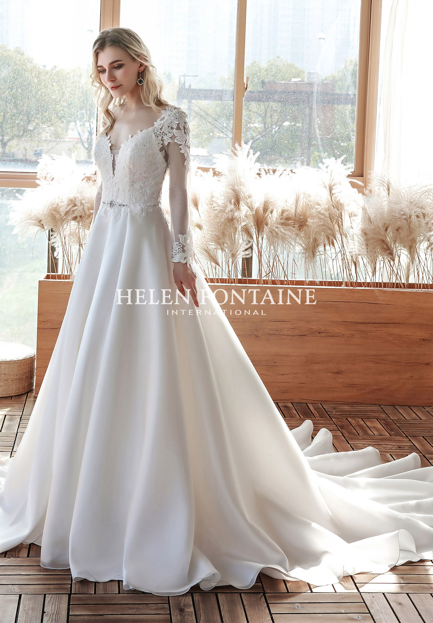 Helen Fontaine Style 4180 In 2020 Wedding Dress Prices Wedding Dresses Ball Gowns